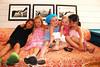 Katie, Sarah, Bailes, Grace and Claire