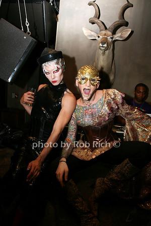 Michael Make-up, Rainblo
