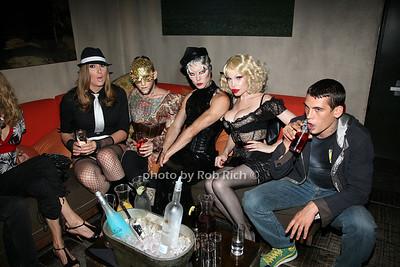 Chrystine Girlington, Rainblo, Michael make-up, Amanda LePore, Guy