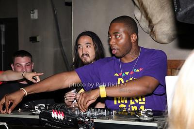 DJ Steve Aioki, DJ Rasheed Hayes