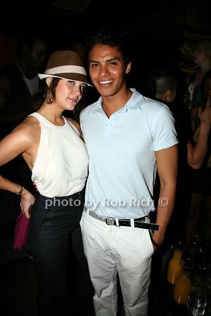 Danielle Savona, Eric Acosta