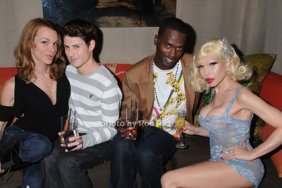 guests, Amanda Lepore photo by Rob Rich © 2008 516-676-3939 robwayne1@aol.com