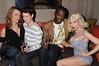 guests, Amanda Lepore<br /> photo by Rob Rich © 2008 516-676-3939 robwayne1@aol.com