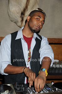 DJ Rashad A photo by Rob Rich © 2008 516-676-3939 robwayne1@aol.com
