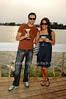 Benjamin Toth and Vanessa Hudson