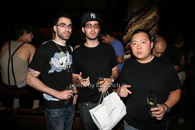 Vincent Vesante, Jesse Morab, Ethan Klein