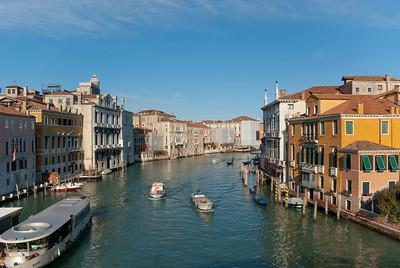 Canal Grande (Grand Canal) in Venice