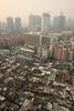 Aerial view of Hubei Village (foreground)