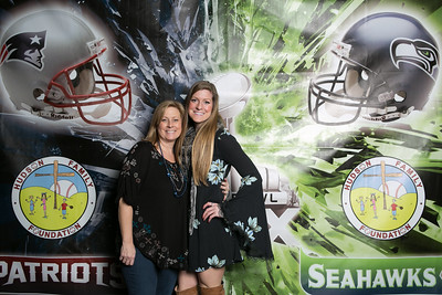 Super Bowl Party Photo Booth