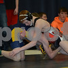 2014 Hudson Sectional  <br /> 106 Semifinal - Logan Johnson (Aplington-Parkersburg) 33-7 won by tech fall over Alan Peters (North Butler, Greene) 26-10 (TF-1.5 0:00 (16-0))