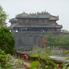 Citadel wall, imperial enclosure