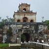 Another entrance through the Citadel walls