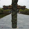 Bronze sculpture, Imperial enclosure Hue