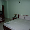 Our very nice room at the Amigo Guesthouse in Hue