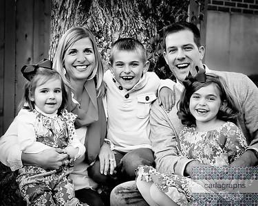 Family bw (1 of 1)