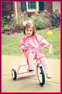 janie on trike (1 of 1)