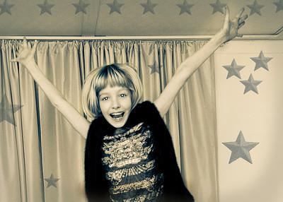Erin in Stars 5x7