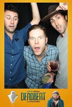 Hulu Deadbeat SXSW Party