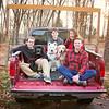 Family in Truck - LOVE! square (1 of 1)