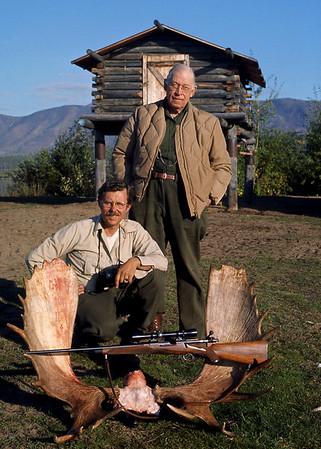 Hunting in Western America