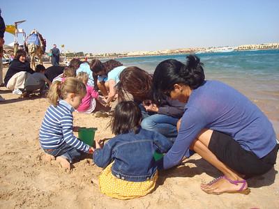Pyramids!! more sand, more sand..