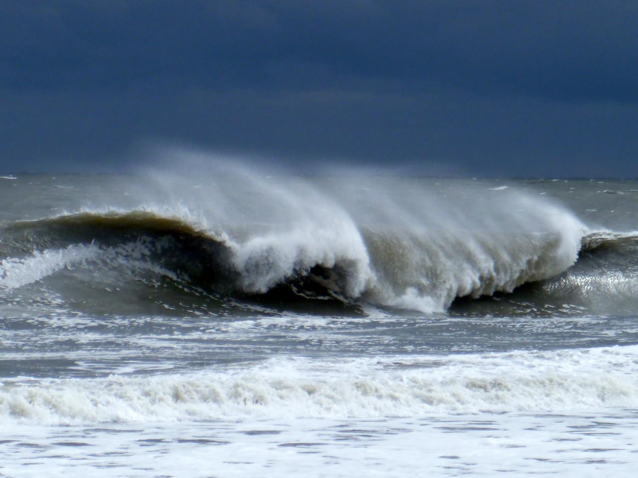 taken on Tues Oct 30, 2012 around 12 noon, Rehoboth Beach , DE