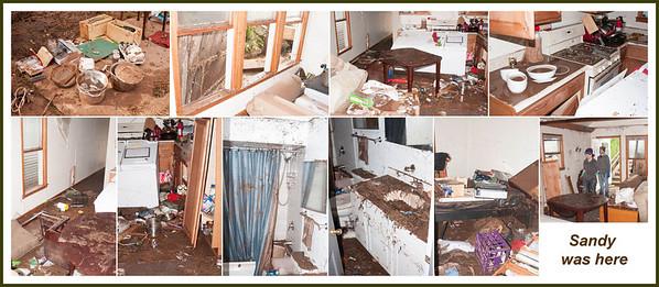 Hurricane Sandy 2012 - Staten Island, NY