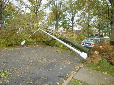 Hurricane Sandy - Bay Terrace, Queens