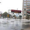 Holland Tunnel Closed-America is in State of Emergency-Deserted Roads- New York City which has never slept so far finally taken a long nap on Monday ,Hurricane Sandy which is arriving shortly shut North East of United States on 29th-Oct-2012...pic Mohammed Jaffer-SnapsIndia