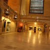 Grand Central NYC subway hub closed because of  Hurricane Sandy on 29th oct 2012......pic Mohammed Jaffer-SnapsIndia