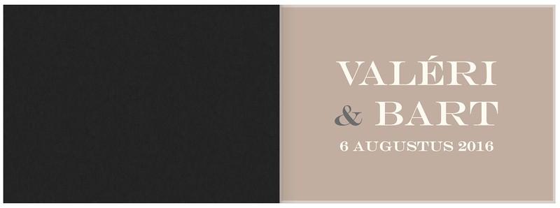 Preview Boek Valérie & Bart