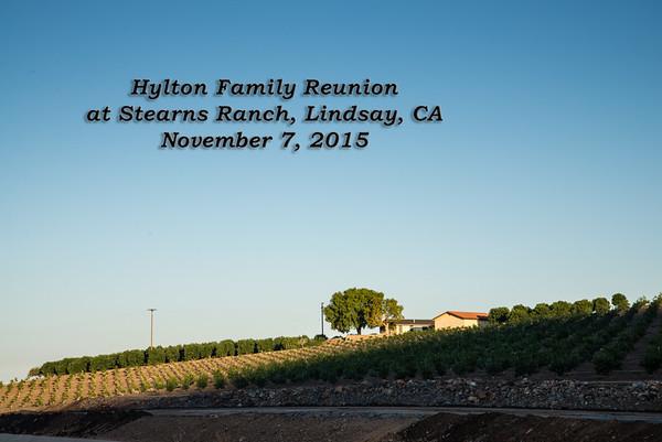 Hylton Reunions 2013 & 2015