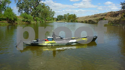 my jackson cuda 14ft stand up  fishing kayak