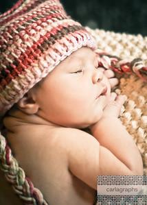 Sleeping in Vintage Tint-