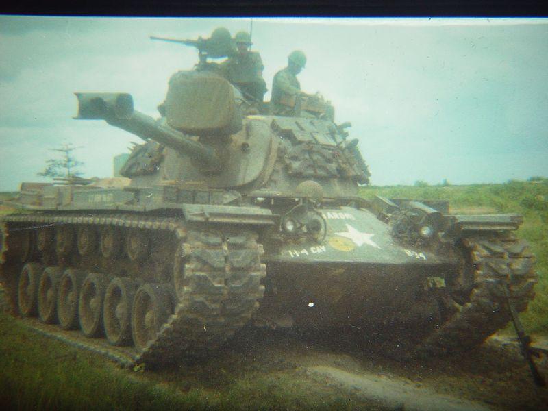 M48A3 tank
