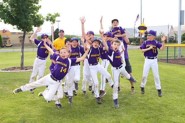 IBC Baseball - Yakima - May 2014