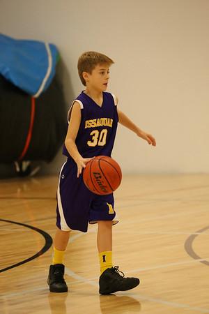 IBC Basketball - 5th Grade