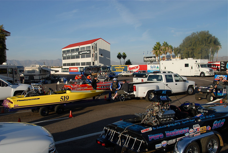 Modified Eliminator (10.00) Boats get ready to run