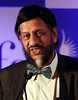 Nobel  Laureate Rajendra Kumar Pachauri has been serving as the chairperson of the Intergovernmental Panel on Climate spoke to IIFA Awards on April 24th 2014 in Tamps-Mohammed Jaffer-SnapsIndia