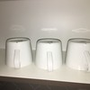 IKEA 365 12 OZ Coffee Mugs - 4  (only 3 pictured)