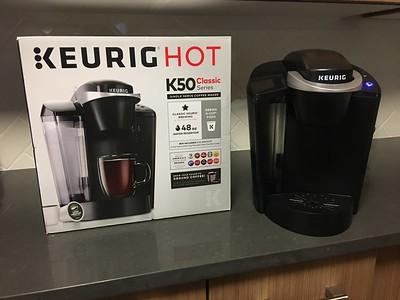Keurig Hot K50 Classic 48 OZ Single Serve Coffee Maker