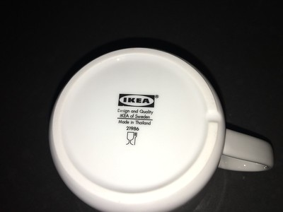 IKEA 365 12 OZ Coffee Mug