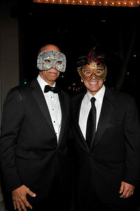 LOS ANGELES CA:  INAUGURAL UNCF MAYORS MASKED BALL was hosted by The Mayor of Los Angeles, Antonio Villaraigosa at the Los Angeles Biltmore Hotel in Los Angeles California on March 3, 2012. (Photo by Valerie Goodloe)