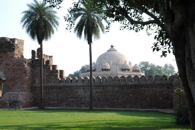 delhi proch tombeau Humayun