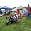Eddie getting a knee down