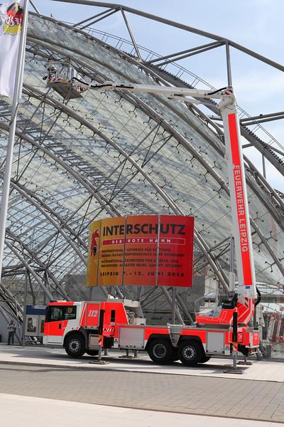 INTERSCHUTZ 2010 GERMANY