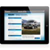 The ROUSH CleanTech app contains vehicle descriptions of the propane autogas models available.