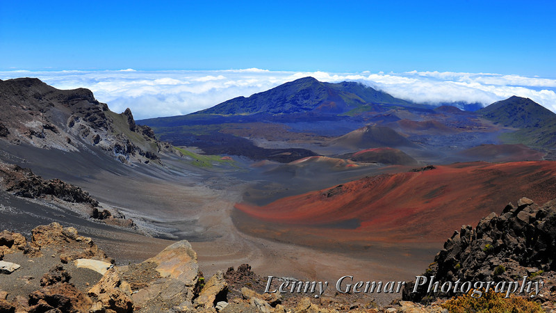 Sunday, June 24th, 2012 - Kalahaku Overlook - Mt. Haleakalā, Maui, HI