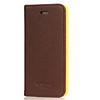 iPhone 5C Brown Folio