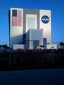Vehicle Assembly Building   -  January 20   -  Day 20